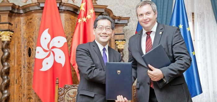 Slovenia and China Strengthen Cooperation in the Field of Winemaking and Tourism