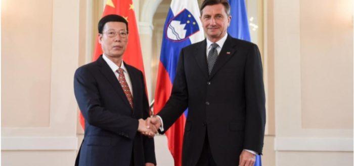 Kitajska in Slovenija: Visoki gost na nizkoprofilnem obisku